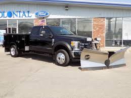100 Truck With Plow For Sale 2017 D F450 Chassis SuperCab XLT 4 Wheel Drive 9 Foot Utility