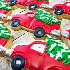 100 Fire Truck Cookie Cutter TREE TRUCK COOKIE CUTTER Rushs Kitchen Supply