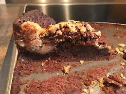 rezept für saftigen schokoladen kirsch kuchen mit streuseln
