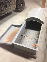 Halloween Coffin Prop by Pneumatic 2014 Elevator Ride Zombie Fallout Shelter