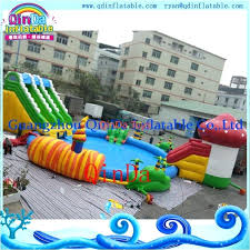 Pool Slides For Sale Inflatable Inground Used In Ground Aqreativeco