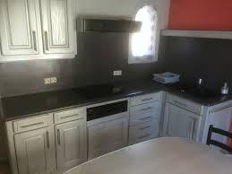 meuble de cuisine dans salle de bain relooker meuble cuisine génial salle de bain gris foncê 291