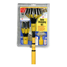 shop bayco 11 ft steel and plastic light bulb changer at lowes