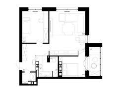 Efficiency Floor Plans Colors Balancing Efficiency With Comfort Is A Constant Challenge For