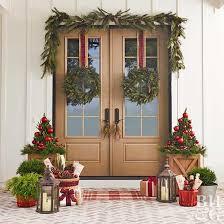 How To Have The Jolliest Front Door In Your Neighborhood