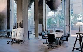 le de bureau architecte architecture bureau et résidence de ricardo bofill journal