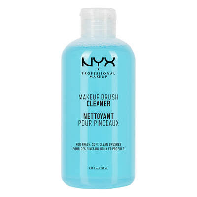 Nyx Makeup Brush Cleaner - Fresh Scent, 250ml