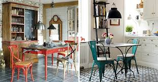cuisine style retro meuble cuisine bistrot quial unebote cuisine noir bistrot