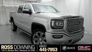 New & Used Vehicle & Service Specials At Ross Downing Buick GMC