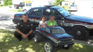 Local P.D. Officer Takes Time To Pose With My Son's Power Wheels ... Power Wheels Lil Ford F150 6volt Battypowered Rideon Huge Power Wheels Collections Unloading His Ride On Paw Patrol Fire Truck Kids Toy Car Ideal Gift Power Wheel 4x4 Truck Girls Battery 2 Electric Powered Turned His Jeep Into A Ups For Halloween Vehicle Trailer For 12v Wheel Vehicles Trailers4kids Rollplay 6 Volt Ezsteer Ice Cream Truckload Fob Waco Tx 26 Pallets Walmart Big Ride On Battery Powered Toyota 6v Top Quality Rc Operated Cars Jeeps Of 2017