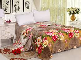 Plush Flannel Blanket Fleece
