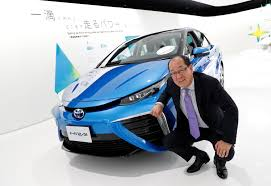 Toyota Plans To Expand Production, Shrink Cost Of Hydrogen Fuel Cell ... Toyota Partners In Making Windpower Hydrogen For Fuel Cells Talking Jive About Metro Report Why The Hydrogen Fuel Cell Range Advantage Doesnt Matter Gas 2 Powercell Swiss Coop Global Environmental Partners With Us Hybrid To Provide Meet Ups Class 6 Truck With A 45kwh Battery Bmw Produce A Lowvolume Fucell Car 2021 Port Strategy Feud Future Tech And Pfaff Auto Renault Trucks Cporate Press Releases French Post Office Lets See Some Fuel Cells Page 4 Performancetrucksnet Forums In Smchoked Port Riding Along Toyotas Hydrogenpowered