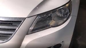 volkswagen tiguan headlight bulb replacement vw