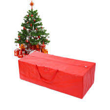 Artificial XLarge Capacity Xmas Tree Storage Bag Box Water Resistant Up To 8ft