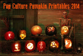 Mario Pumpkin Carving Templates by Pop Culture Pumpkin Printables 2014 Edition Halloween Costumes Blog