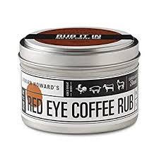 Vivian Howards Rub It In Red Eye Coffee