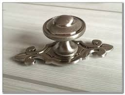 Brushed Nickel Cabinet Knobs Bulk by Brushed Nickel Cabinet Knobs With Backplate Cabinet Home