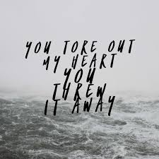 Walls - Kings Of Leon You Took Out My Heart//you Threw It Away ...