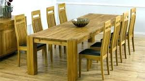 Dining Room Table For 8 Seat Stylish Decoration Amazing Tables Modern