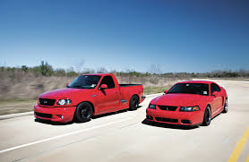 2004 Ford Mustang Cobra And F-150 Lightning - SVT For Him And Her ... Today Marks The 100th Birthday Of Ford Pickup Truck Autoweek 2004 F 150 Fwd Fx4 4 Door Lifted Trucks For Sale Pinterest 2008 F150 Limited 4x4 Super Crew Truck Sold Loaded Youtube F250 Install Rearview Backup Camera How To Fordtrucks Mustang Cobra And Lightning Svt For Him And Her Trucks In Kansas City Mo Sale Used On Buyllsearch Vu2zkuijpg 32641840 Ideas Snow Covered Truck Doo Stock Image Grill Photos Informations Articles Bestcarmagcom Ford Black Harley Davidson Edition Ebay Tires Explorer Tire Size Xlt 2014 Flordelamarfilm