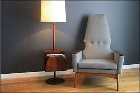 Vintage Floor Lamp With Attached Table by Vintage Floor Lamp With Round Table Using A Floor Lamp With With