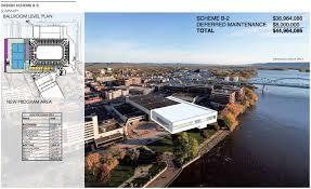 100 Lacrosse Truck Center La Crosse Expansion Could Bring More Visitors Future