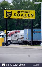 100 Truck Weight Scales Certified Scales Are Used To Confirm The Weight Of A Load That