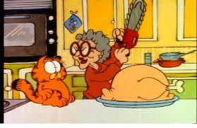 Garfields Halloween Adventure Vhs by Garfield U0027s Thanksgiving Alchetron The Free Social Encyclopedia