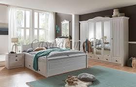 spiegel inga 90x120cm mit ablage landhausstil kiefer massivholz weiß lasiert
