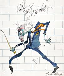 Lot 40 Gerald Scarfe The Teacher