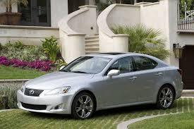 2009 Lexus IS 250 Overview