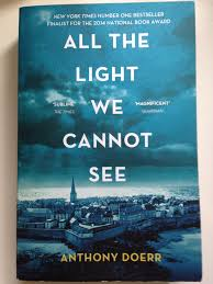 Review – All the Light We Cannot See by Anthony Doerr