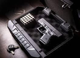 4 Best Bedside Pistol Gun Safes For Quick Access [2019] - Pew Pew ...