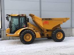 Hydrema 912FS - Articulated Dump Truck (ADT) For Rent, Year Of ...