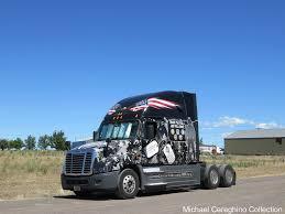 100 Patriot Truck Crete Carrier Corp Freightliner Cascadia Evolution Patrio Flickr