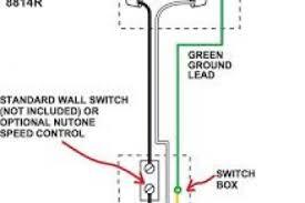 Nutone Bathroom Exhaust Fan 8814r by Typical Bathroom Wiring Diagram Wiring Diagram