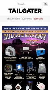 Tailgater Magazine – Truck Driver Giveaway Sweepstakes | GiveawayUS.com Prime News Inc Truck Driving School Job Team Run Smart 5 Ways To Show Respect A Truck Driver 7 Big Changes In Expedite Trucking Since The 90s Expeditenow Magazine Astazero Proving Ground Volvo Trucks Truck Driver April 2018 300 Pclick Uk Tailgater Giveaway Sweepstakes Giveawayuscom Magz Ed 30 December 2016 Gramedia Digital Nz May By Issuu A Portrait Of And Family Man C Is New Truckmonitoring Technology For Safety Or Spying On Drivers Reader Rigs Gallery Ordrive Owner Operators