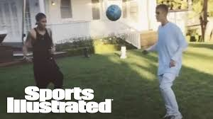 Neymar, Justin Bieber Play Soccer In Pop Star's Backyard   SI Wire ... Backyard Football Iso Gcn Isos Emuparadise Soccer Skills Youtube Nicolette Backyard Goal Two Little Brothers Playing With Their Dad On Green Grass Intertional Flavor Soccer Episode 37 Quebec Federation To Kids Turbans Play In Your Own Get A Goal This Summer League Pc Tournament Game 1 Welcome Fishies 7 Best Fields Images Pinterest Ideas 3 Simple Drills That Improve Foot Baseball 1997 The Worst Singleplay Ever Fia And Mama