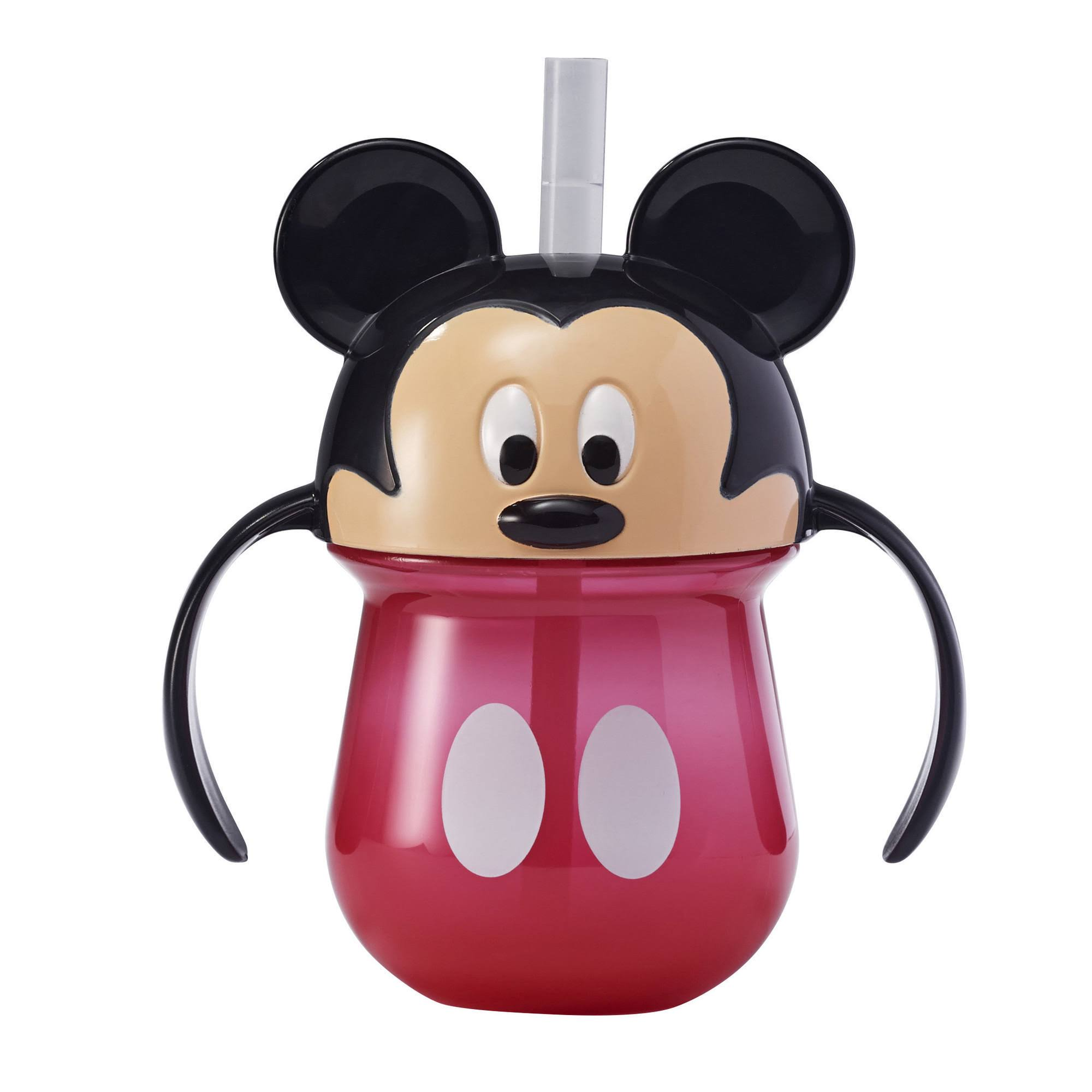 The First Years Disney Baby Mickey Mouse Straw Cup - 7oz