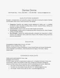 100 Education On A Resume How To List On Your