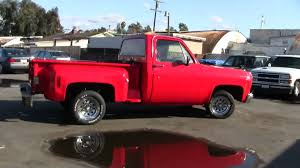 1977 Chevrolet Shortbed Stepside Pickup Truck C10 1500 1/2 Ton FOR ...