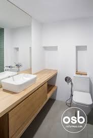 osb arquitectos minimalistische badezimmer homify
