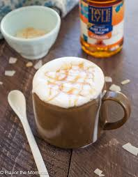 Pumpkin Spice Caramel Macchiato by Coconut Caramel Macchiato Flavor The Moments