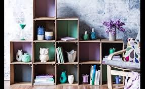 fabriquer une étagère avec des boîtes de une bonne idée de
