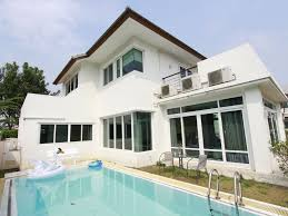 100 Banglamung Beach Front Pool Villa Pattaya With 4BR Bang Lamung