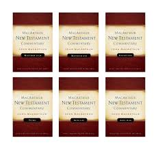 MacArthur New Testament Commentary The