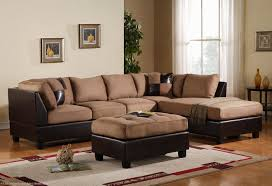 living room ideas brown sectional wallpaper home design gallery
