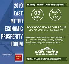 100 Axis Design Group East Metro Economic Prosperity Forum In Portland OR