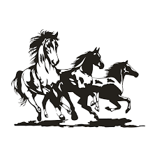 Three Running Horses Decal - PhotoMal.com Fashionable Cute Horse Hrtbeat Decorative Car Sticker Styling In Loving Memory Of Decals Two Quarter Name Date Car Window Amazoncom Eye Candy Signs Running Decal Window Running Horse Truck Trailer Vinyl Decal Decals 7 X70 Ebay Want A Stable Relationship Buy Funny Vinyl Flaming Side Graphics Decal Decals Truck Mustang Trailer Flames Cut Auto Xtreme Digital Graphix Gate Open For Lovers Riders Reflective Heart Creative Cartoon Animal Bull Cow Head Skull Silhouette Body Jdm Art Tilted Cat 14x125cm Noahs Cave