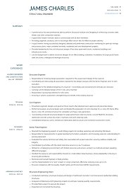 Structural Engineer - Resume Samples & Templates   VisualCV 89 Computer Engineer Resume Mplate Juliasrestaurantnjcom Electrical Engineer Resume Eeering Focusmrisoxfordco Professional Electronic Templates To Showcase Your Talent Of Sample Format For Freshers Mechanical Engineers Free Download For In Salumguilherme Senior Samples Velvet Jobs Intended Entry Level Electrical Rumes Unsw Valid Eeering Best A Midlevel Monstercom